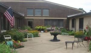 Courtyard #1